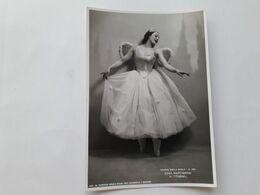 """FOTO DI SCENA DI BALLERINE AL TEATRO LA SCALA DI MILANO - 1943 - EDDA MARTIGNONI In """"Visioni"""" - Opera"""