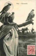 Algérie - Métiers - Fauconnier - Animée - Faucons - CPA - Voir Scans Recto-Verso - Professions