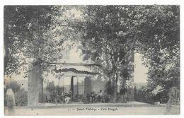 Saint Thibéry Café Hugol - Autres Communes