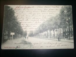 Mons , Route De Jemappes , Série 32 N35 , Editeur Sugg à Gand ( 1904 ) - Unclassified