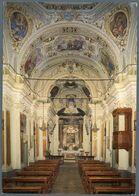 °°° Cartolina - Chiesa Madonna Del Pilone Interno Nuova °°° - Chiese