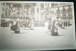 """Mons , La Procession Du """" Car D'or """"à Mons ( 4 Juin 1939 ) NELS  , Ern . Thill , Bruxelles - Unclassified"""