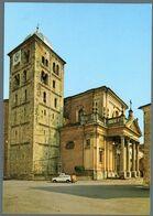°°° Cartolina - S. Benigno Canavese Chiesa Abbaziale Nuova °°° - Churches