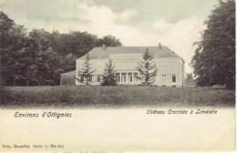 Environs D'ottignies Chateau Crombez A Limelette - Ottignies-Louvain-la-Neuve