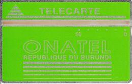 BUR-02e - Green Logo - 808L - Burundi