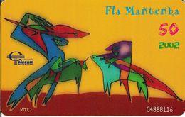 CPV-26 - Fla Mantenha - 2002 - Kaapverdische Eilanden