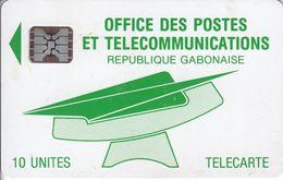 GAB-12 - Green Logo - Gabun