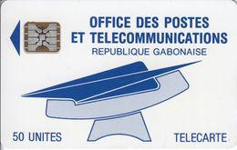 GAB-14 - Blue Logo - Gabun