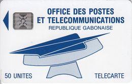 GAB-13 - Blue Logo - Gabun