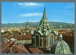 °°° Cartolina - Torino Panorama La Cupola Della Cappella Della Santa Sindone Nuova °°° - Chiese
