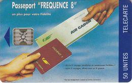 GAB-18 - Air Gabon - Gabun
