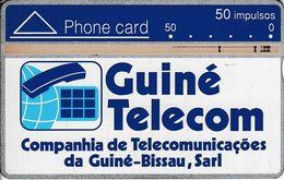 GUB-03 - Logo - 408A - Guinée-Bissau