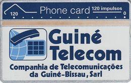 GUB-01a - Logo - 408A - Guinée-Bissau