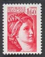 France N° 2155 Neuf ** 1981 - France