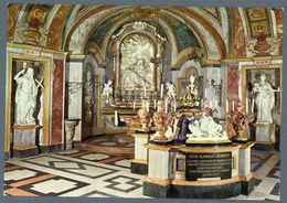 °°° Cartolina - Superga Tomba Di Carlo Alberto E Altare Della Patria Nuova °°° - Chiese