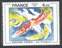 France N° 2168 Neuf ** 1981 - France