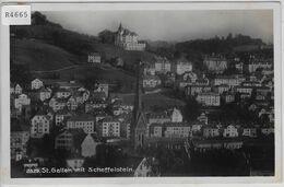 St. Gallen Mit Scheffelstein - SG St. Gallen