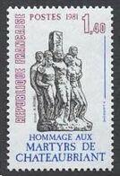 France N° 2177 Neuf ** 1981 - France