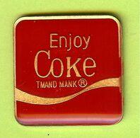 Pin's Coca-Cola Enjoy Coke - 4B26 - Coca-Cola