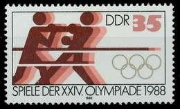 DDR 1988 Nr 3187 Postfrisch SB74D0A - [6] República Democrática