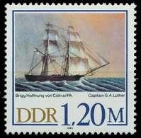 DDR 1988 Nr 3201 Postfrisch SB74E5E - [6] República Democrática
