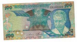 Tanzania 100 Shill. (ND), F/VF - Tanzania