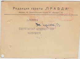 Russland Brief Mit AFS - Briefe U. Dokumente