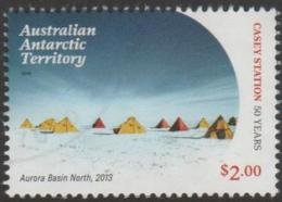 AUSTRALIAN ANTARCTIC TERRITORY-USED 2019 $2.00 Casey Station - Aurora Basin North 2013 - Used Stamps