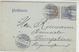P 70X Aus OBERHAUSEN 31.10.06 Nach DÜMPTEN - Deutschland