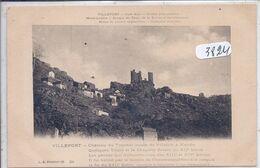 SAINT-JULIEN-DU-TOURNEL- LE CHATEAU DU TOURNEL- ENVIRONS DE VILLEFORT - Villefort