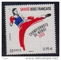 2013-N°4831** SAVATE.BOXE FRANCAISE - Ongebruikt