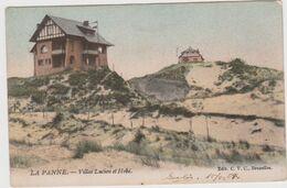 LA PANNE  Villas Lucion Et Hobé. - De Panne