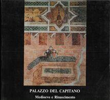 PALAZZO DEL CAPITANO -MEDIOEVO E RINASCIMENTO - EDIZIONE EPT MANTOVA 1986 - PAG 82 - FORMATO 23,50X22 - USATO - Arts, Architecture