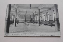 Ecole MILITAIRE, Bruxelles - Le Préau ( 28 - Desaix ) Anno 19?? ! - Caserme