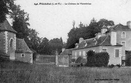 Pléchatel (35) - Le Château De Mainténiac. - Autres Communes