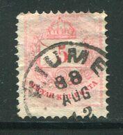 HONGRIE- Y&T N°26(B)- Oblitéré (très Belle Oblitération!!!) - Gebruikt
