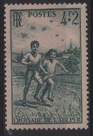 FR 1665 - FRANCE N° 740 Neuf* Croisade De L'air Pur - Ungebraucht