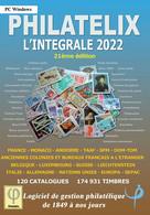 LOGICIEL PHILATELIX INTEGRALE 2021 (Gestion De Collections) - Software