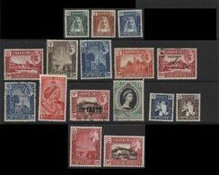 Aden (04) Seiyun. 16 Values. Mint & Used - Aden (1854-1963)