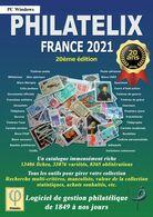 LOGICIEL PHILATELIX FRANCE 2021 (Gestion De Collections) - Software