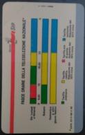 SCHEDA TELEFONICA ITALIANA -FASCE ORARIE-PK-L10000- C&C 1102 Nuova Smag. - Collezioni