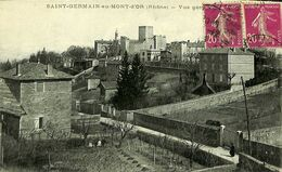 030 755 - CPA - France (69) Rhône - Saint-Germain-au-Mont D'Or - Vue Générale - Altri Comuni