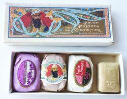 Boite Savons Miniatures  Princes De Cachemire - Beauty Products