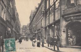 CPA - Metz - Rue Du Petit Paris - Metz