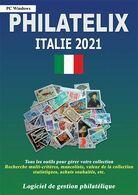 LOGICIEL PHILATELIX ITALIE 2021 (Gestion De Collections) - Software