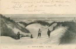 CPA Malo Les Bains-Les Dunes        L3134 - Malo Les Bains