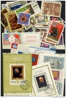 URSS SU 1974, ANNEE COMPLETE, COMPLETE YEAR SET, STAMPS + BLOCKS, TIMBRES ET BLOCS, OBLITERES / USED CTO - Full Years