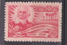 Cuba Nº 303 Con Doblez - Unused Stamps