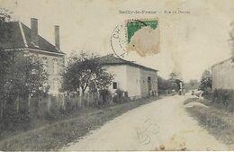 CPA BAILLY LE FRANC (Aube) 10  Rue De Droyes - Autres Communes
