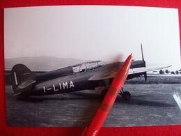 FOTO AEROPLANO SAI AMBROSINI  SAI-3  Matricola  I-LIMA - Aviation